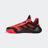 adidas 阿迪达斯 D.O.N. Issue 1 GCA EF9961 男士篮球运动鞋 EF9961 红荧光/1号黑色 42