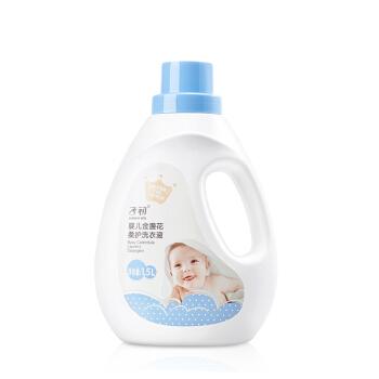 Springbuds 子初 婴儿金盏花柔护洗衣液 1.5L+1L*2