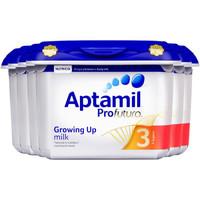 Aptamil 爱他美 白金系列 婴幼儿配方奶粉 3段 800g*6(12-24月)英国版