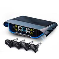铁将军(steel mate)汽车轮胎压监测器太阳能无线高精度内置测压表通用检测仪X1 X1彩屏内置(不含安装服务)
