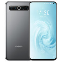 61预售:MEIZU 魅族 17 5G智能手机 8GB+128GB 十七度灰