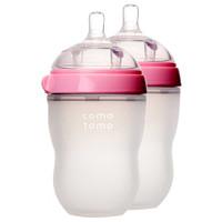 comotomo 可么多么 婴儿全硅胶奶瓶  250ML 2个装