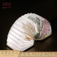 中国国家博物馆百花图卷风琴灯卧室创意国风生日礼物女文创母亲节