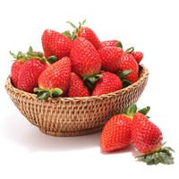 集鲜锋 草莓 1kg