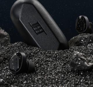 JEET 泰捷 MARS TWS真无线运动蓝牙耳机 黑色