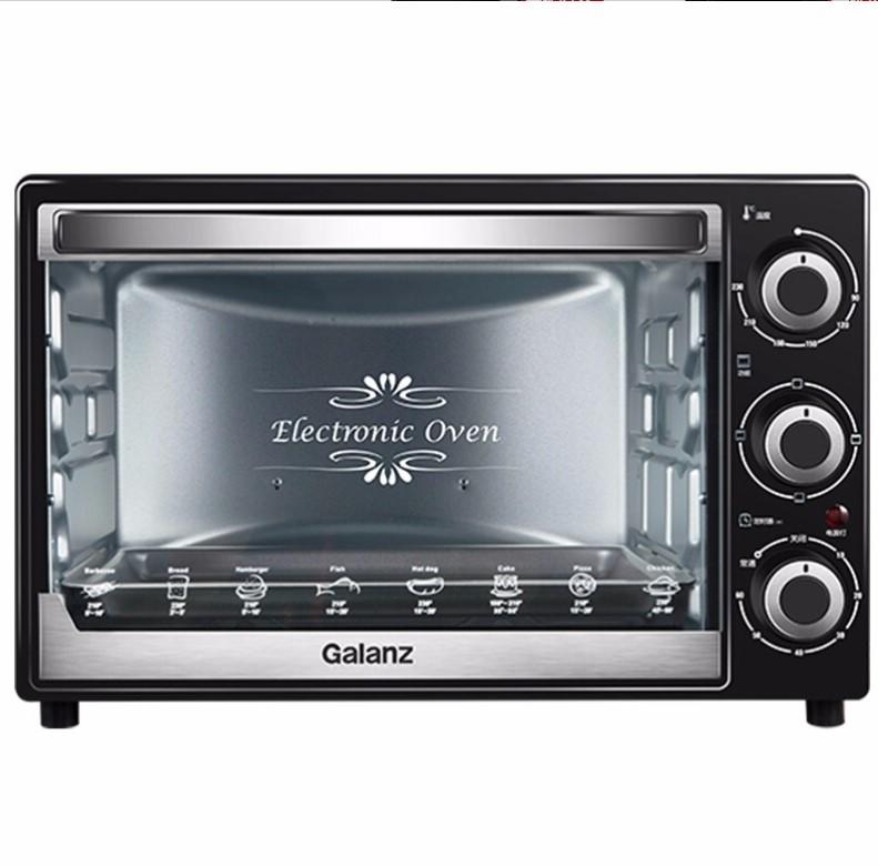 聚划算百亿补贴 : Galanz 格兰仕 K12 电烤箱 32L 黑色