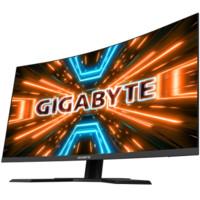 GIGABYTE 技嘉 G32QC 31.5英寸显示器 2560×1440 VA 165HZ HDR400 1500R