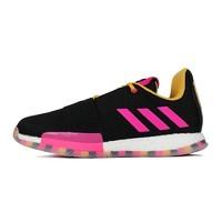 adidas 阿迪达斯 Harden Vol. 3 男士篮球鞋 EG2416 黑色/荧光粉 42