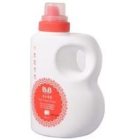 首购礼金: B&B 保宁 婴幼儿洗衣液 桶装1800ml