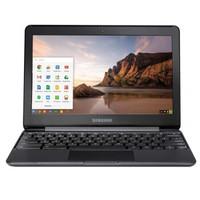 SAMSUNG 三星 Chromebook系列 Chromebook 3 笔记本电脑 (黑色、赛扬N3060、4GB、16GB eMMC、核显)