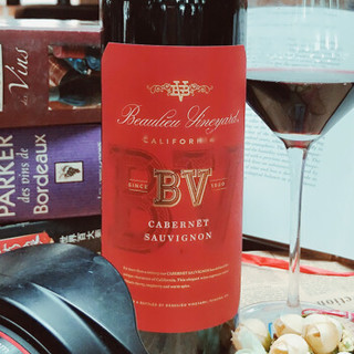 BV 璞立酒庄 加州系列葡萄酒750ml  赤霞珠