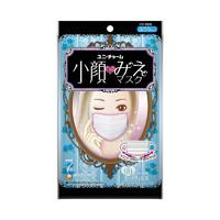 unicharm 尤妮佳显脸小口罩正常尺寸7片/袋