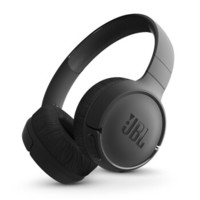 JBL  T500BT 头戴式无线蓝牙耳机 *2件