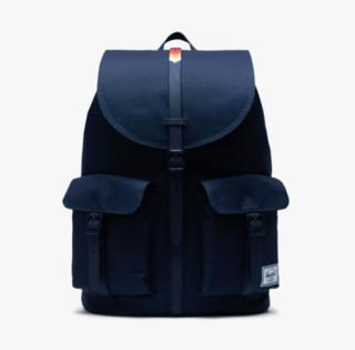 Herschel Supply 和行 10233 男女款双肩包 深蓝彩虹V橡胶带
