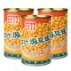 广东 甘竹牌 黄豆罐头 茄汁焗豆402g*3罐 *3件 45.78元(合15.26元/件)