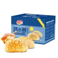 达利园 菠小萝面包 600g 零食早餐蛋糕手撕菠萝包 *7件