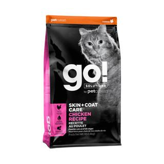 Go ! 生命防护系列 鸡肉全猫粮 8磅/3.7kg