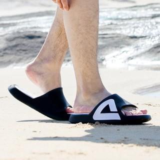 有券的上 : PEAK 匹克 态极 E92038L 男女款拖鞋