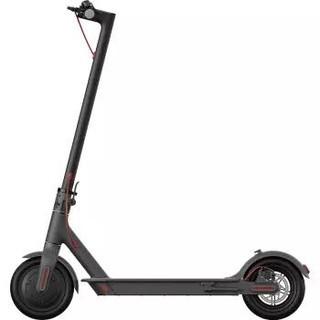 新品上市 小米米家电动滑板车1S 黑色