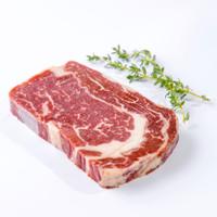 京东PLUS会员:LIZEA 利泽 进口原切眼肉牛排 1kg