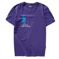 KAILAS 凯乐石 UP气系列 国潮攀岩文化短袖T恤