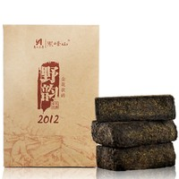 PLUS会员 : 岽峰山 金花茯砖茶 450g