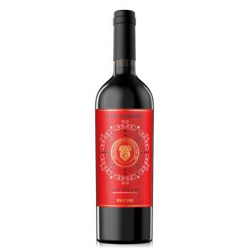 意大利彼奇尼枯藤普利亚''小阿玛罗尼''红葡萄酒单支750ML