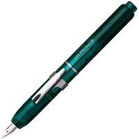 铂金钢笔 钢笔 Curelidas 中字 アーバングリーン