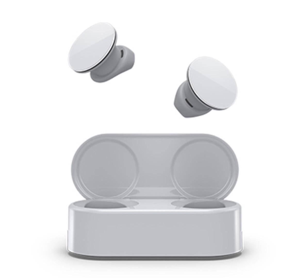 百亿补贴 : Microsoft 微软 Surface Earbuds 无线耳机 真无线蓝牙耳机  白