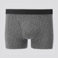 男装 SUPIMA COTTON针织短裤(印花)(内裤) 419713