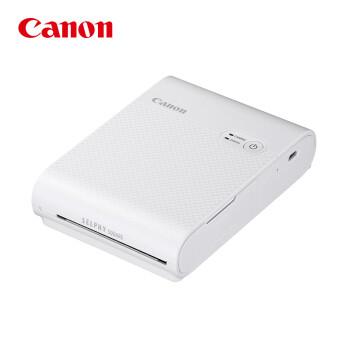 Canon 佳能 SELPHY炫飞 SQUARE QX10 无线照片打印机