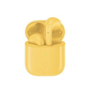 realme 真我 BudsAir RMA201 真无线蓝牙耳机 黄色