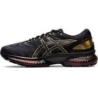 ASICS 亚瑟士 NIMBUS 22 男士跑鞋 1011A779-001 黑/铂金 42