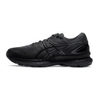 ASICS 亚瑟士 GEL-NIMBUS 22 男士跑鞋 1011A680-002 黑色 41.5