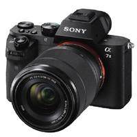 SONY 索尼 ILCE-7M2 微单相机 全画幅 +FE 28-70mm +32G卡包电池 套机