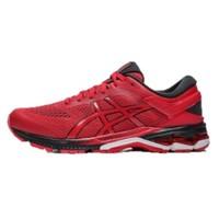 ASICS 亚瑟士 GEL-KAYANO 26 男士跑鞋 1011A541-600 红色 40