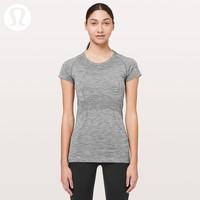lululemon丨Swiftly Tech 女士运动短袖圆领 T 恤 LW3F15S