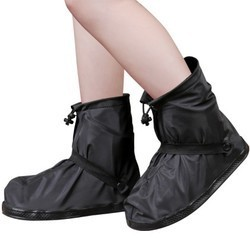 凡语季节 雨鞋套 H188 咖啡色 S码