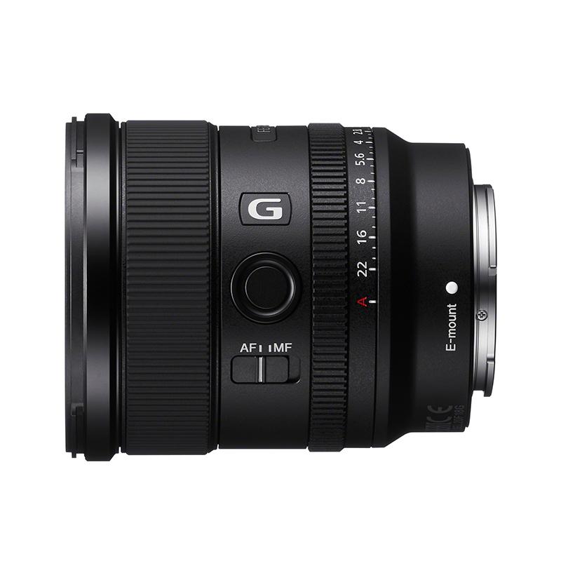 SONY 索尼 SEL20F18G 全画幅大光圈超广角定焦G镜头 FE 20mm F1.8G 索尼卡口