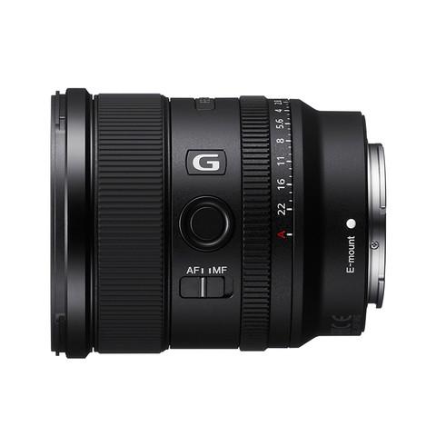 SONY 索尼  FE 20mm F1.8 G 全画幅 超广角定焦镜头