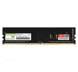 CUSO 酷兽 DDR4 8G 2400 台式电脑内存 8GB 黑色