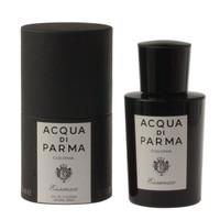 Acqua di Parma 帕尔马之水帕尔玛无花果雪松克罗尼亚经典古龙黑调中性香水 黑调古龙水50ml