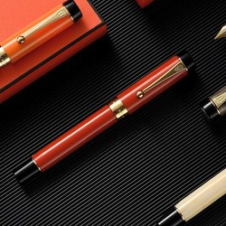 JINHAO 金豪 世纪豆腐 钢笔 送墨水