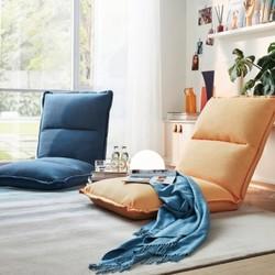 林氏木业 LS017 折叠创意懒人沙发 (小号)