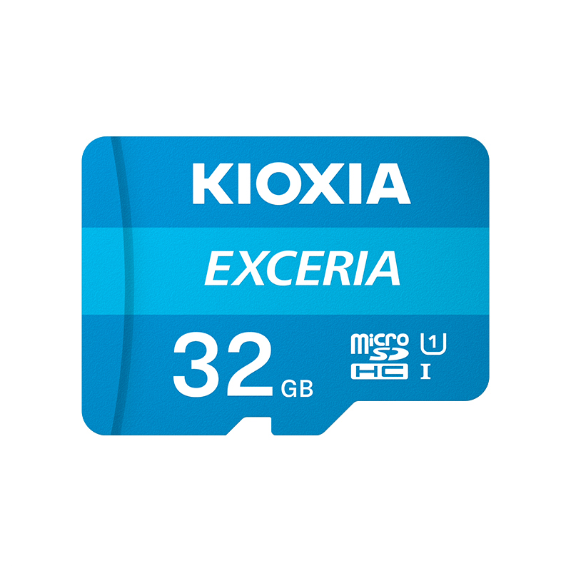 KIOXIA 铠侠(原东芝存储)TF存储卡 U1 32GB