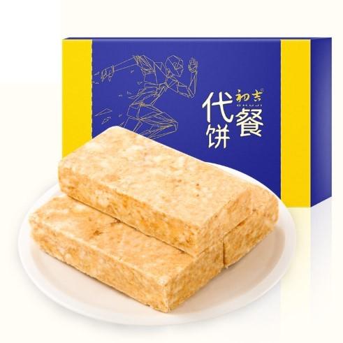 CHUJI 初吉 代餐饼 葱香味 480g