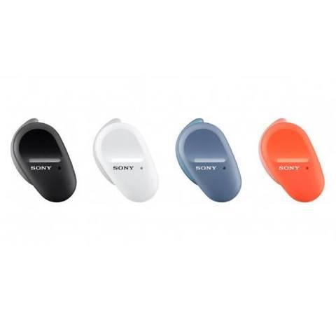 SONY 索尼 WF-SP800N 无线降噪蓝牙耳机 黑色