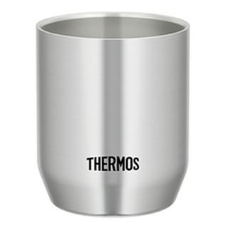 日本进口 膳魔师THERMOS真空不锈钢保温杯JDH-280 S 280ml 办公室水杯马克杯咖啡杯夏季果汁杯 *3件