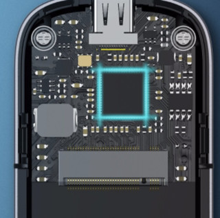 UGREEN 绿联 CM238 Type-C硬盘盒 10Gbps NVMe协议 深空灰