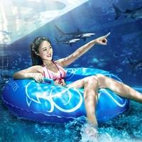 玩转海南 篇一:亚特兰蒂斯水世界,比基尼最多的地方【教你买到最便宜的门票】#迈出家门的第一步#